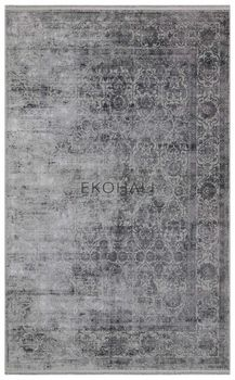 Ковёр ручной работы E-H VERONA DYED VRD 01 DARK GREY