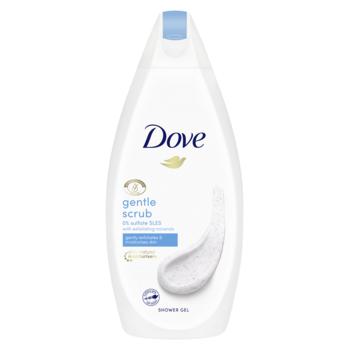 купить Гель для душа Dove Exfoliating, 500 мл в Кишинёве