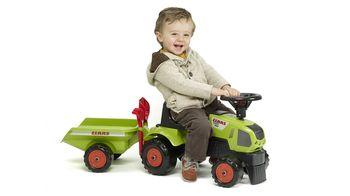 купить Falk Трактор с педалями и прицепом Class в Кишинёве