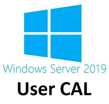 Dell Microsoft Windows Server 2019/2016 50-pack User Client Access License (CAL) (STD or DC) (Customer Kit)