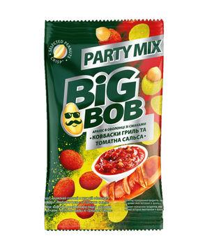 Arahide crusta Big Bob cu gust de cirnaciori si salsa de rosii (90g)