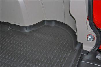 MITSUBISHI Outlander XL, с сабв.2005-2010, 2010-2012, кросс. Коврик в багажник