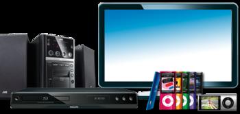 TV-Audio-Video