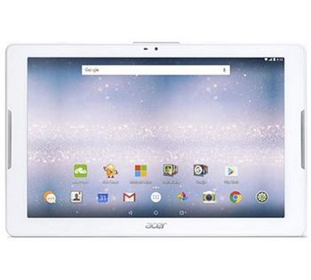 "10.1"" ACER Iconia Tab 10 B3-A32+LTE, White (10.1"" IPS HD 1280x800, MT8735 Quad-Core 1.3GHz, Mali-T720 MP2, 2GB RAM, 16GB, GPS, 5MPx+2MPx Cam, DTS-HD Premium Sound®, WiFi-N/BT4.0, MicroUSB, MicroSD, Android 6.0, 6100mAh up to 13hr, 540gr)"