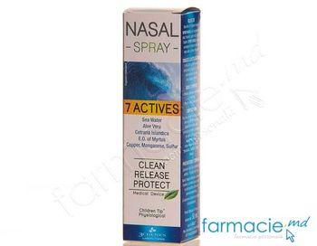 cumpără 7Actives Spray nazal 3chenes 50ml în Chișinău