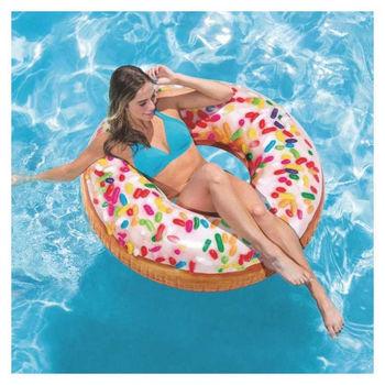 купить Intex Круг плавательный Пончик с присыпкой в Кишинёве