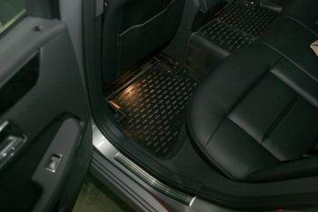 MERCEDES-BENZ E-Class W212 2009->, 4 шт. Коврики в салон