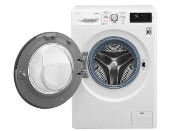 Washing machine/dr LG F4M5VS4W
