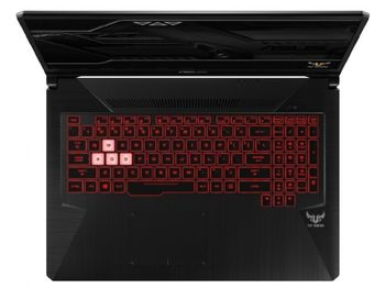 Ноутбук Asus FX705DU (Ryzen 7 3750H 1660Ti 16G 512G)
