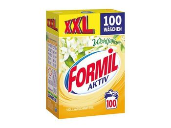 cumpără Detergent de rufe Formil Activ XXL  6,5 kg (100 spălări) în Chișinău