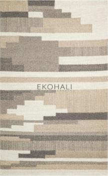 Ковёр ручного плетения EKOHALI Jade JD 04 Beige Multy