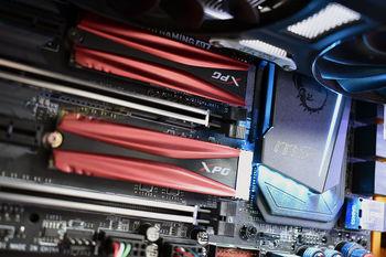cumpără Solid-State Drive .M.2 NVMe SSD  480GB ADATA XPG Gammix S11 în Chișinău