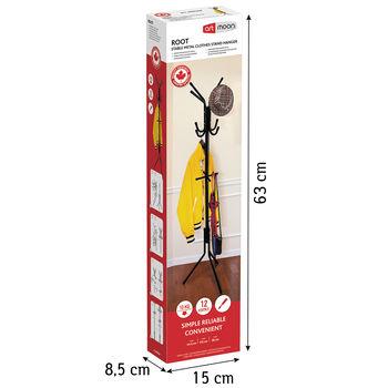 купить Напольная вешалка для одежды ARTMOON ROOT TATKRAFT 12 крючков 699324 в Кишинёве