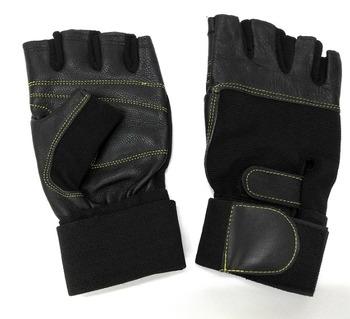Перчатки для фитнеса (натур. кожа) XL SGW102 (2550)
