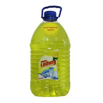 купить Средство для мытья посуды Mister Ludwig lemon  5 кг в Кишинёве