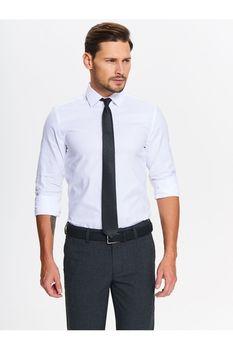 Рубашка TOP SECRET Белый SKL2477BI