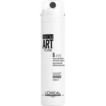 TECNI ART 6-fix ultra-fixing triple diffusion spray 250 ml
