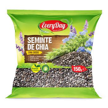 Semințe de Chia, 150g