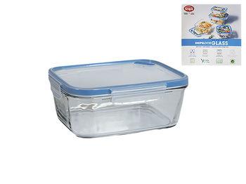 Емкость для холодильника/МВП Snips 0.8l, 18X13.5X7.5cm, ст