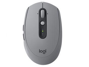 купить Wireless Mouse Logitech M510, Optical, 1000 dpi, 7 buttons, Ambidextrous, Tilt scroll, 2xAA, Black в Кишинёве