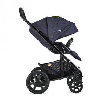купить Многофункциональная коляска 2 в 1 Joie Chrome Denim Zest в Кишинёве