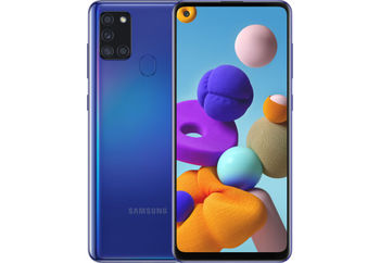 Samsung Galaxy A21s 4GB / 64GB, Blue