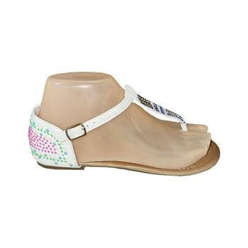 Sandale Dame (36-41) alb /12