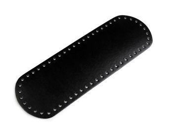 Bază pentru geantă, 12x36 cm / Negru