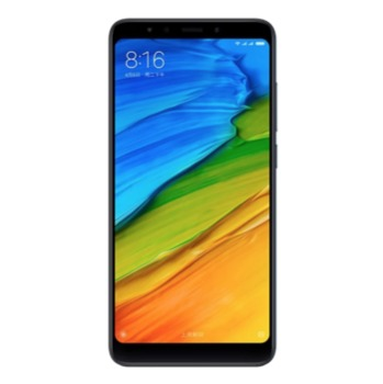 "купить 5.99"" Xiaomi RedMi 5 Plus 64GB Black 4GB RAM, Qualcomm Snapdragon 625 Octa-core 2.0GHz,Adreno 506, DualSIM, 5.99"" 1080x2160 IPS 403 ppi, microSD, 12MP/5MP, LED flash, 4000mAh, FM-radio, WiFi-AC, BT4.2, LTE, Android 7.1 (MIUI9), Infrared port, Fingerprint в Кишинёве"