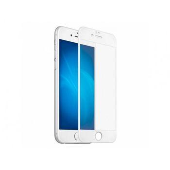 Защитное стекло  IPHONE 6+/ 6S+  WHITE (5D )