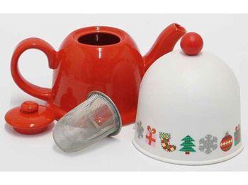 cumpără Ceainic pentru infuzie Tea Time 800ml, in husa termo în Chișinău