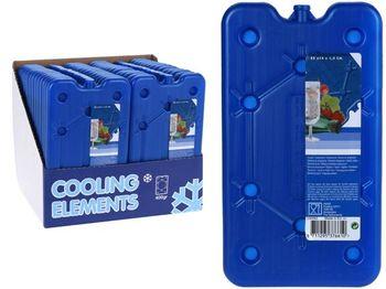 купить Охлаждающий элемент 400g, 25X14X1.5cm, плоский в Кишинёве