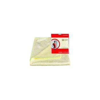 Multipurpose - Салфетка микрофибра желтая 38x40 см