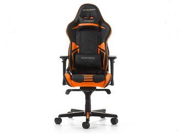 Gaming Chair DXRacer Racing GC-R131-NO, Black/Orange