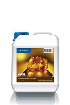 Бесцветное масло H2OIL Dr. Shutz