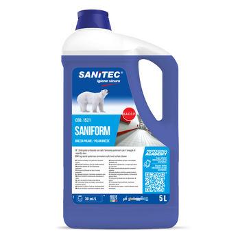 Saniform Breeza Polare - Антибактериальное моющее средство 5 л