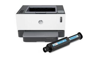 Принтер HP Neverstop Laser 1000a, White