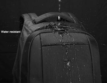 купить Рюкзак Tigernu T-B3599 с USB-портом и отделением для ноутбука 15.6, чёрный в Кишинёве