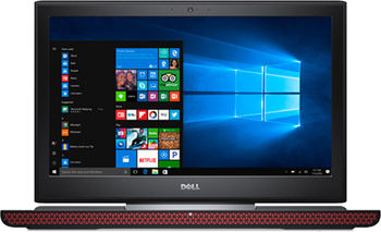 "DELL Inspiron Gaming 15 7000 Black (7567), 15.6"" FullHD (Intel® Quad Core™ i7-7700HQ 2.80-3.80GHz (Kaby Lake), 8Gb DDR4 RAM, 128GB SSD + 1.0TB HDD, GeForce® GTX1050Ti 4Gb DDR5, CardReader, WiFi-AC/BT4.2, 6cell, HD720p Webcam, RUS, Ubuntu, 2.6kg)"