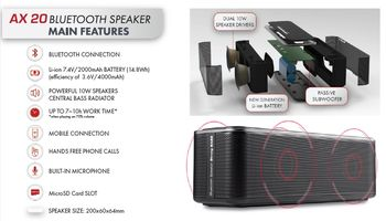 купить OPTICUM AX 20 speaker в Кишинёве