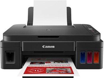 MFD Canon Pixma G3411 + Gift Kit III (GI-490BK + PP-201)