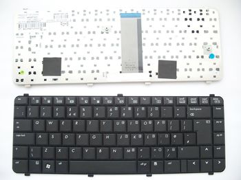 Keyboard HP Compaq 510 520 530 ENG/RU Black