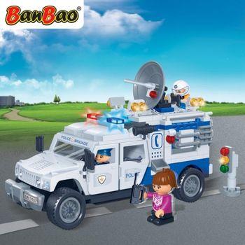 BanBao 8343 Police patrol - 290 blocks