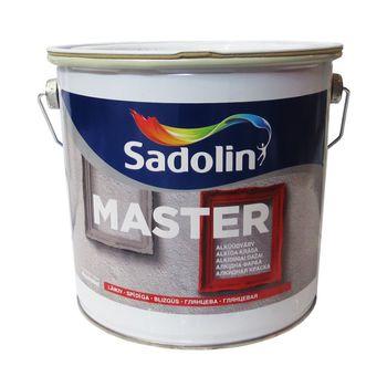 Sadolin Краска Master 90 BW Глянцевая 2.5л
