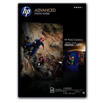 HP Advanced Glossy Photo Paper 250g/m2, A3(20sheets)