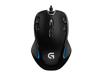 Logitech G300S Black Gaming Mouse, USB, 910-004345 (mouse/мышь)