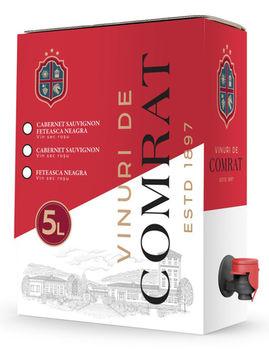 Каберне вино красное сухое 5 литров