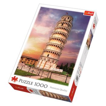 "Пазлы ""1000"" - ""Pisa tower"", код 40518"
