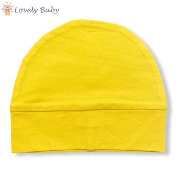 Шапочка желтая