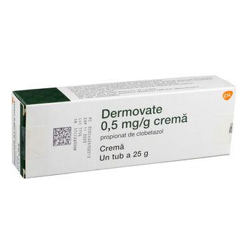 cumpără Dermovate 0.05% 25g crema în Chișinău